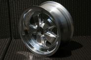 7,0x15 ET23,3 Max Fuchs Design poliert LK 5x130