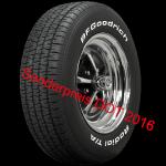 P215/65R15 95S TL BFGoodrich M+S* Radial T/A white letter Sonderpreis DOT 2016 *je Satz (= 4 Stück)