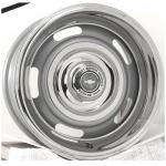 8.0x15 Chevy Rallye Silver Corvette Lochkreis 5x4 3/4 - Backspace 4.0´´