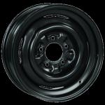 5.0x15 Chevy O.E. Corvette Style schwarz lackiert LK 5x4.75´´, BS 3,5´´