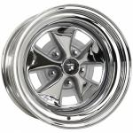 7.0x15 Mercury Cougar Steel Styled 67-68 Lochkreis 5x4 1/2´´  Backspace 4.25´´