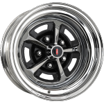 7.0x14 Oldsmobile Rallye SS1 chromed Lochkreis 5x4 3/4´´ Backspace 4,375´´