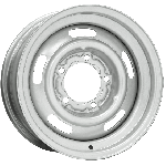 15x8 OE Pickup Rallye 6x5.5´´ bolt  4.00´´ backspace  Silver Powder