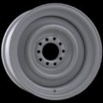 7.0x15 Smoothie Stahlfelge TL grundiert Doppellochkreis 5x5 - 5x5 1/2, Backspace 4´´