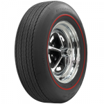 GR70-15 97S M+S TL Firestone Wide Oval  Radial Redline Replace 225/70R15