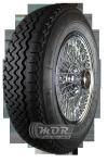 XW455C Speichenrad 5.0x15 MWS chrom 185R15 93V Michelin XVS Komplettrad inkl. Montage und Wuchtung
