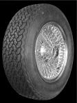XW474C Speichenrad, 6.0x15 MWS chrom 205/70VR15 90W Michelin XWX Komplettrad inkl. Montage und Wuchtung