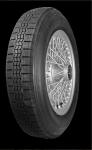 XW515S Speichenrad 4.5x14 MWS silber lackiert 155R14 80T Michelin X inkl. Schlauch Komplettrad montiert und gewuchtet