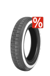 125R15 68S TL Michelin X Orig. Weißwand 27mm 125/90R15, 125SR15, 125SR380 Sonderaktion!