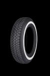 165R15 86S TL Michelin XZX Orig. Flanc Blanc 40mm