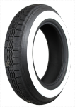 165R400 87S TT Michelin X-Stop Orig. Flanc Blanc 40mm