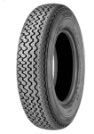 155R15 82H TT Michelin XAS 155R380, 155/80R15, 155HR15