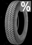 165R15 86S TL Michelin XZX 165/80R15, 165SR15, 165R380 Herbstaktion!