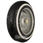 125R12 62S TT Cinturato CN 54 ca. 20mm  MOR-Classic whitewall