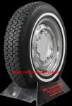 145/70R12 69S TL Michelin XZX ca. 20mm  MOR-Classic Weißwand