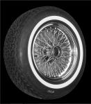 205/70VR15 90W Michelin XWX ca. 20mm MOR-Classic Weißwand