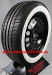 185/70R14 88H TL Michelin Energy Saver + ca. 60mm MOR-Classic Weißwand