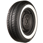 165/70R13 79T TL Michelin Energy E3B1 ca. 40mm MOR-Classic whitewall