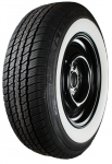 205/70R14 95V Maxxis MA P1 Maxxis ca. 20mm MOR-Classic whitewall