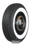 6.40/7.00R13 87S TL Michelin ZX ca. 60mm MOR-Classic Weißwand