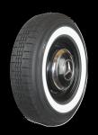 7.25R13 90S TT Michelin X-Stop ca. 40mm MOR-Classic Weißwand