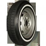 135R400 73S TT Michelin X-Stop ca. 20mm MOR-Classic Weißwand