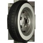 155R400 83S TT Michelin X-Stop ca. 60mm MOR-Classic Weißwand