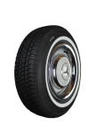 185R14 90H TL Michelin MXV-P ca. 25mm MOR-Classic Weißwand
