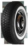 6.40/7.00R13 87S TL Michelin ZX ca. 40mm MOR-Classic Weißwand