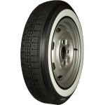 5.50R16 84H TT Michelin X-Stop ca. 40mm MOR-Classic Weißwand