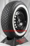 205R14 89W TL Michelin XWX ca. 40mm MOR-Classic Weißwand