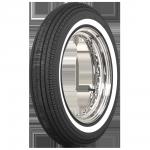 5.00-16 71S TT Coker Clasic Rib M/C whitewall 1´´ (25mm)