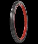 28X2 1/4 Rille / RIB Firestone 6PR weiß Wulstreifen Felgenumfang 1840 mm