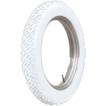 30X3 53M TT 4PR Firestone NON SKID all white