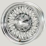 5.5X13 XW-5797 TL, chrome, R42, 60 spokes Curly hub MWS