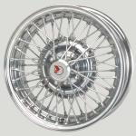 4.5X14 XW704 TT, chrom, LK 4x95,3, 48 Speichen Bolt On MWS