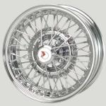 4.5X13 XW789 TT chrom, LK 4x95,3, 48 Speichen Bolt-On MWS