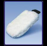 Wash and Polish mitt Microfibre fleece