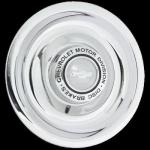 Disc Brake Cap Chrome CMD & DB Script 7´´  SKU:1015
