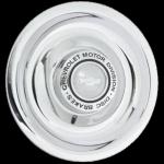 Disc Brake Cap Chrome CMD & DB Script 7´´  SKU:1015