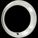 Trim Ring 15´´ Step 2 1/2´´ tief  SS Edelstahl 3001-15