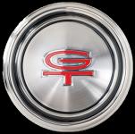 Ford Styled Steel cap - GT Emblem ´68-´69 SKU: 689SSCCGT
