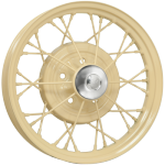 Ford Model ´´A´´ Wheel - 19x3 Adjustable Spokes Bolt pattern 5x5 1/2