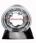 5.5x15 C Stahlfelge LK5x205 ET15 chrom Airclassic Ohne ABE / TÜV-Gutachten, Eintragung nur durch Einzelabnahme