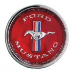 Pony Cap - Red 65-67 Ford Mustang
