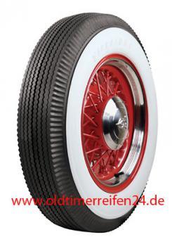 7.10-15 94P TL Firestone 4PR Deluxe Champion Weißwand 70 mm (2 3/4´´)