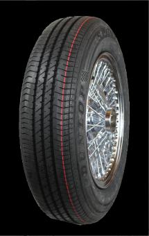 XW457C Speichenrad 5.5x15 MWS chrom 165R15 87H Dunlop Sport Classic Komplettrad incl. Montage und ZV-Wuchtung