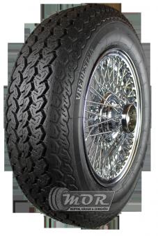 XW455C Speichenrad 5.0x15 MWS chrom 185R15 91V Vredestein Sprint Classic Komplettrad inkl. Montage und ZV-Wuchtung