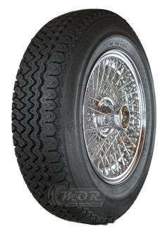 XW457C Speichenrad 5.5x15 MWS chrom 185R15 93H Michelin  XVS-P Komplettrad incl. Montage und ZV-Wuchtung