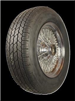 XW5958 Speichenrad, 6.0x15, MWS chrom 205/70VR15 90W Pirelli CN12 Komplettrad inkl. Montage und ZV-Wuchten